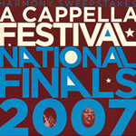 Harmony Sweepstakes 2007 National Finals Compilation CD