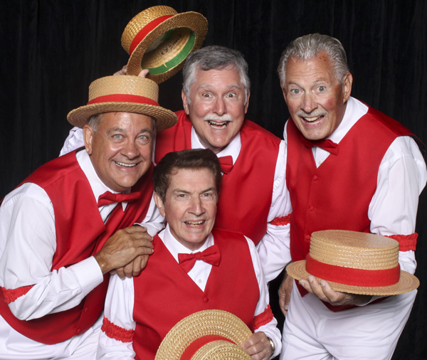 Barbershop Quartet Champions Barbershop Quartet is The 2011