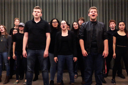 Harmony Sweepstakes A Cappella Festival Los Angeles Participants