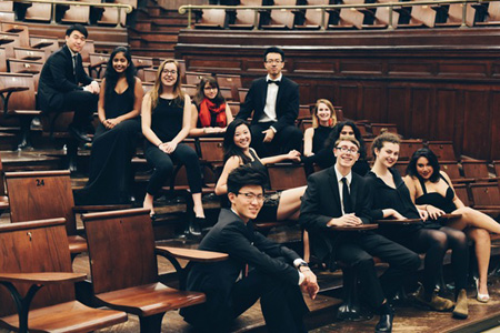 Harmony Sweepstakes A Cappella Festival New York Participants