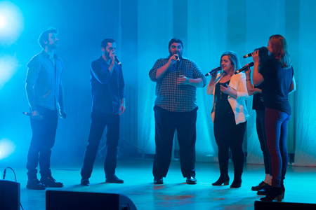 Harmony Sweepstakes A Cappella Festival Boston Participants