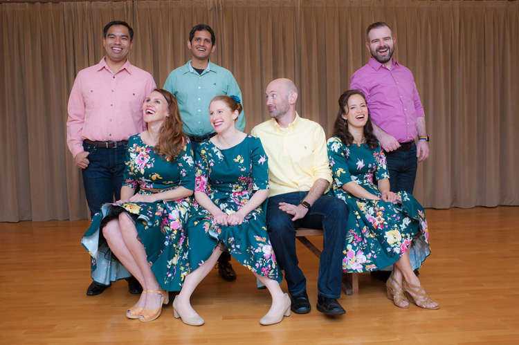 2019 Bay Area Harmony Sweepstakes A Cappella Festival